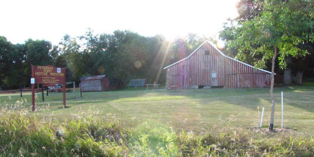 conservation farm house