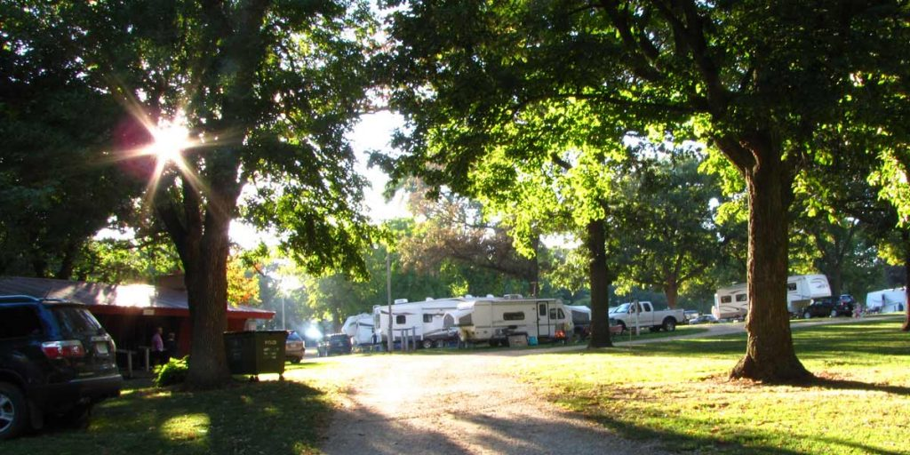 conservation campground